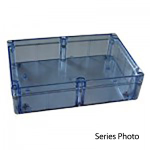NEMA Clear Plastic Enclosure BT Series