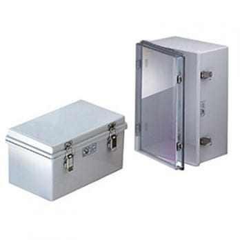 NBA Series NEMA Enclosure with Stainless Steel Hinges and Latches