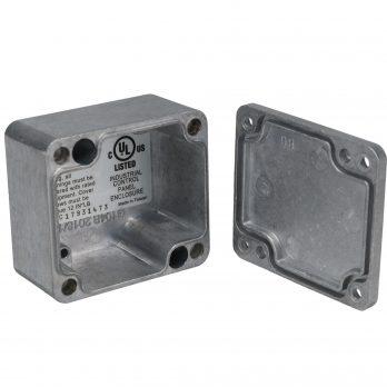 Aluminum Enclosure AN 1301 A
