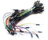 Pack of 65 Jumper Wire Bundle BC-32625