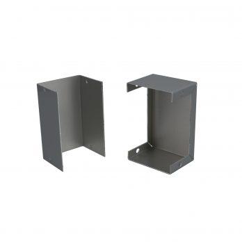 Metal Box Gray CU 2101 B