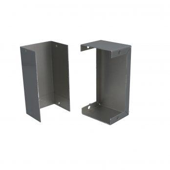 Metal Box Gray CU 2102 B
