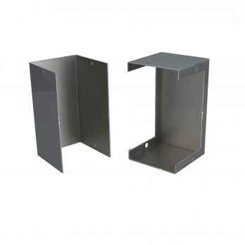 Metal Box Gray CU 2103 B
