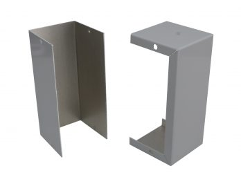 Metal Box Gray CU 2104 B
