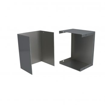 Metal Box Gray CU 2105 B