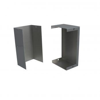 Metal Box Gray CU 2106 B
