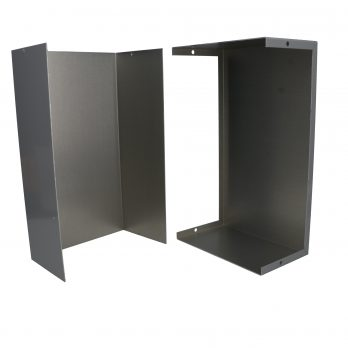 Metal Box Gray CU 2110 B