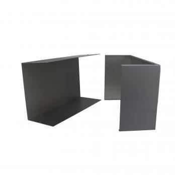 Metal Box Gray CU 2111 B