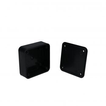 Utilibox Style I Plastic Utility Box Open