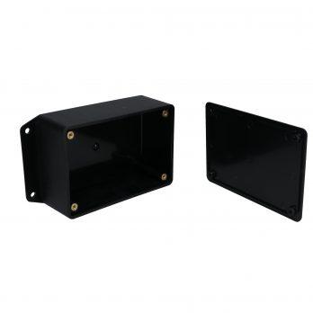 Utilibox Stlyle A Plastic Utility Box Open