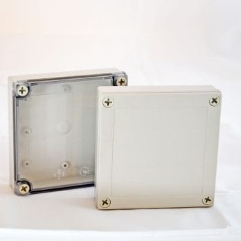 PIP Series Fiberglass Box with Captive Screws