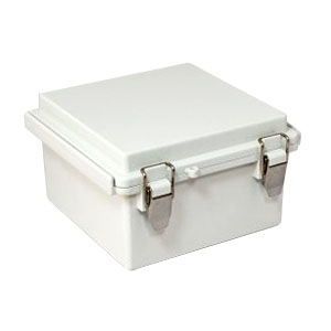 Fiberglass Box With Stainless Steel Latch