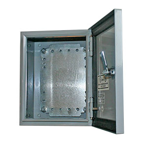 Electronic Enclosure Keyed Quarter Turn Latch