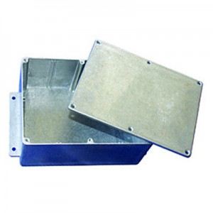 CN Series Mountable Diecast Aluminum Enclosure