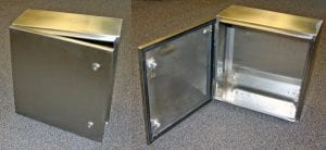 Discovering Bud Industries' Steel NEMA Enclosures