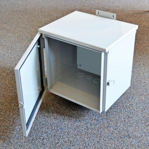 N3R Series Metal Box open