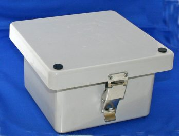 NFL Series Fiberglass Enclosure with Stainless-Steel Latch