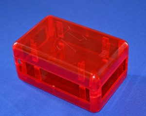 Flexibility in Enclosures – as in Bud's Raspberry Pi sandwich enclosure