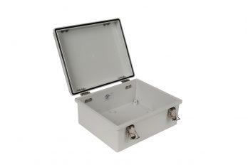 Fiberglass Box with Self-Locking Latch PTH-22422