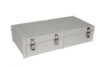 Fiberglass Box with Self-Locking Latch PTH-22458 closed