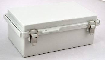 Fiberglass Box with Stainless Steel Latch PTQ-11050