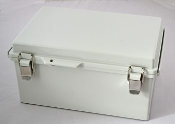 Fiberglass Box with Stainless Steel Latch PTQ-11059