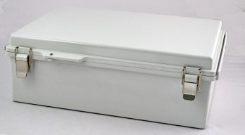 Fiberglass Box with Stainless Steel Latch PTQ-11064