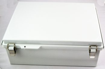 Fiberglass Box with Stainless Steel Latch PTQ-11068