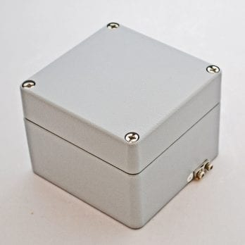 Explosion Proof Aluminum Enclosure ATX-10505