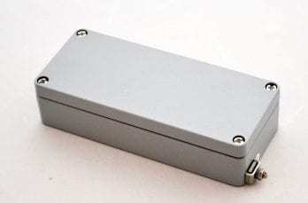 Explosion Proof Aluminum Enclosure ATX-10507
