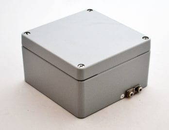 Explosion Proof Aluminum Enclosure ATX-10509