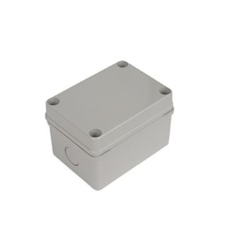 Fiberglass Box with Knockouts PTK-18420 closed