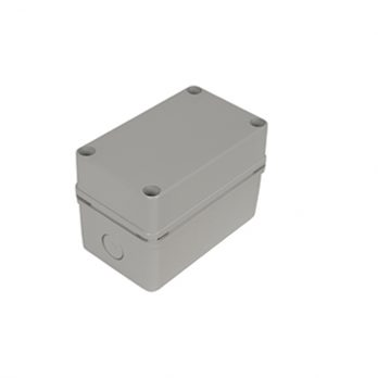 Fiberglass Box with Knockouts PTK-18423 closed