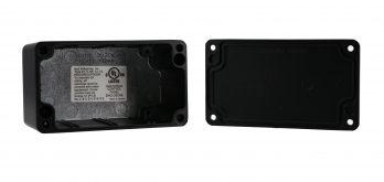Aluminum Enclosure Black AN 1303 A