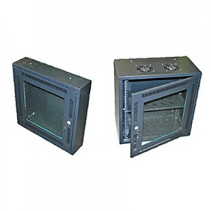 Wall Mount Network Electronics Cabinet