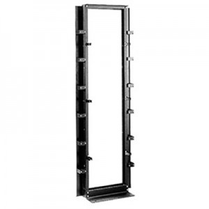 Aluminum Open Rack with Cable Management System DC-8035