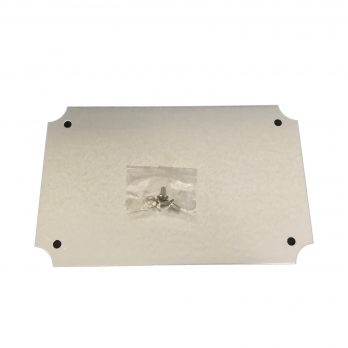 Steel Internal Panel 3.80 x 2.68 Inches NBX-10975