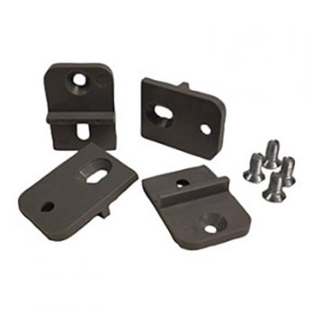 External Mounting Bracket, Dark Gray MB-1390-DG