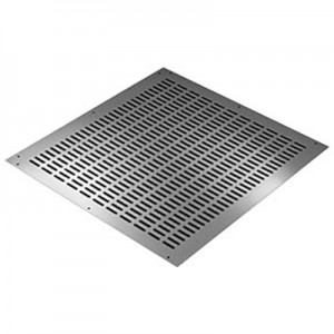 Small Rack Mount Chassis Cover, Ventilated, 8 x 17 inches