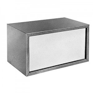Futura Series Steel Boxes