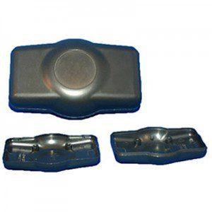 Grabber Style Q Plastic Box