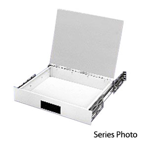 Rack Desktop Drawer Gray