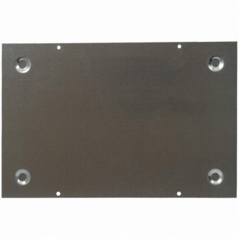 Chassis Bottom Plate, 12 x 8 Inches