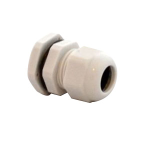 Bend-Proof Cable Gland, PG-16, for 0.39-0.55 Inch Cables
