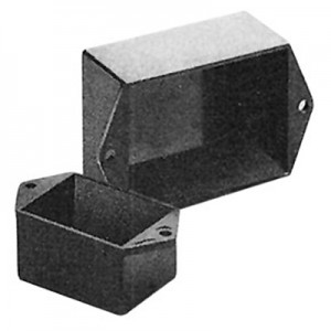 Potting Box Style B with Mounting Flanges