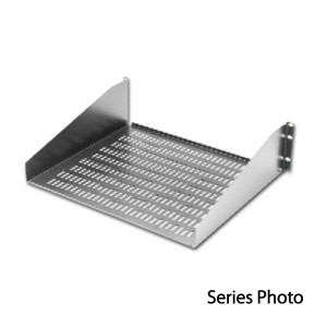 Equipment Shelf-Open Rack Non-Ventilated
