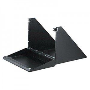 Monitor Shelf with Fold-up Keyboard SA-1746