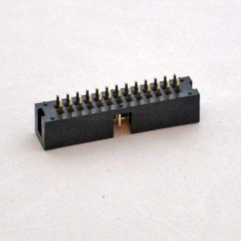 Male PCB Header 2 x 13 Pin