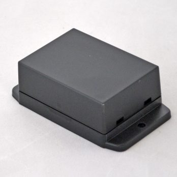 Snap Utility Box CU-18424-B Black
