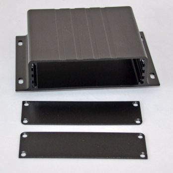 Extruded Aluminum Enclosure with Panels